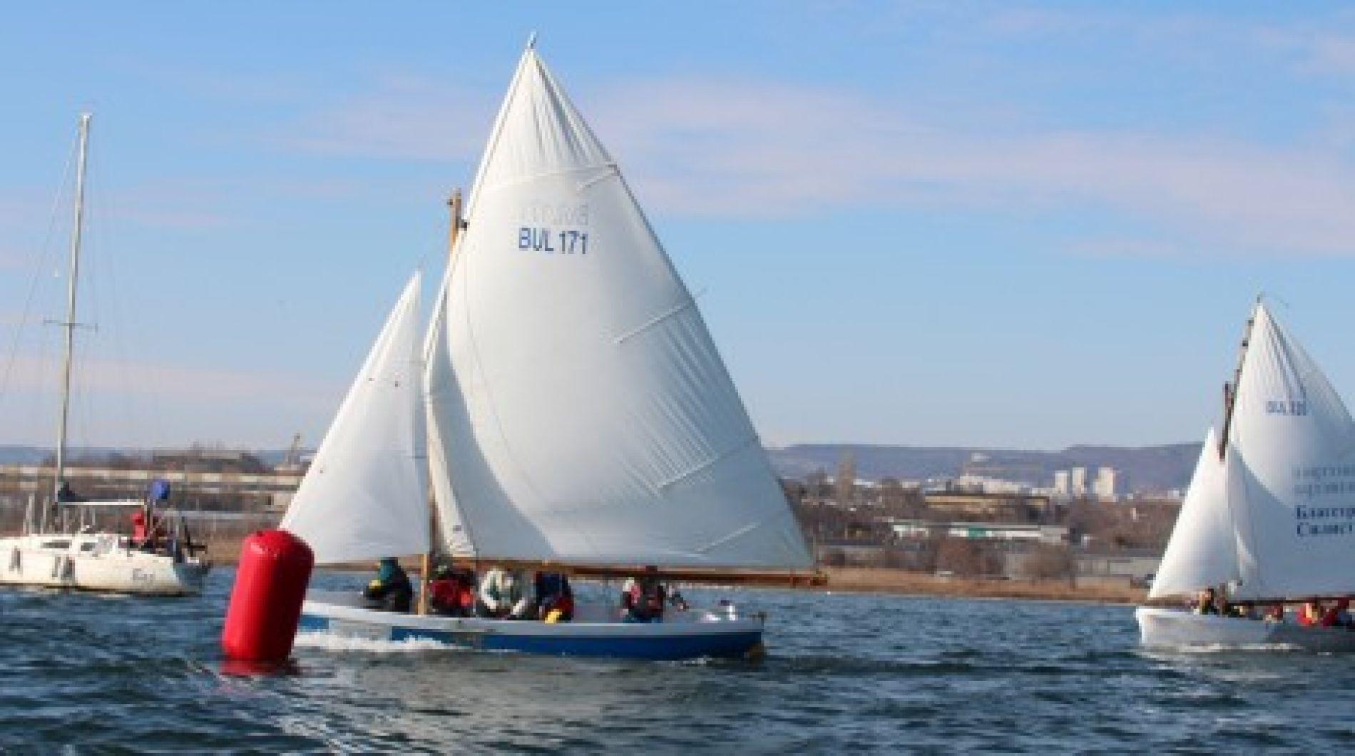 Preparations for the regatta start on March 3 in Varna