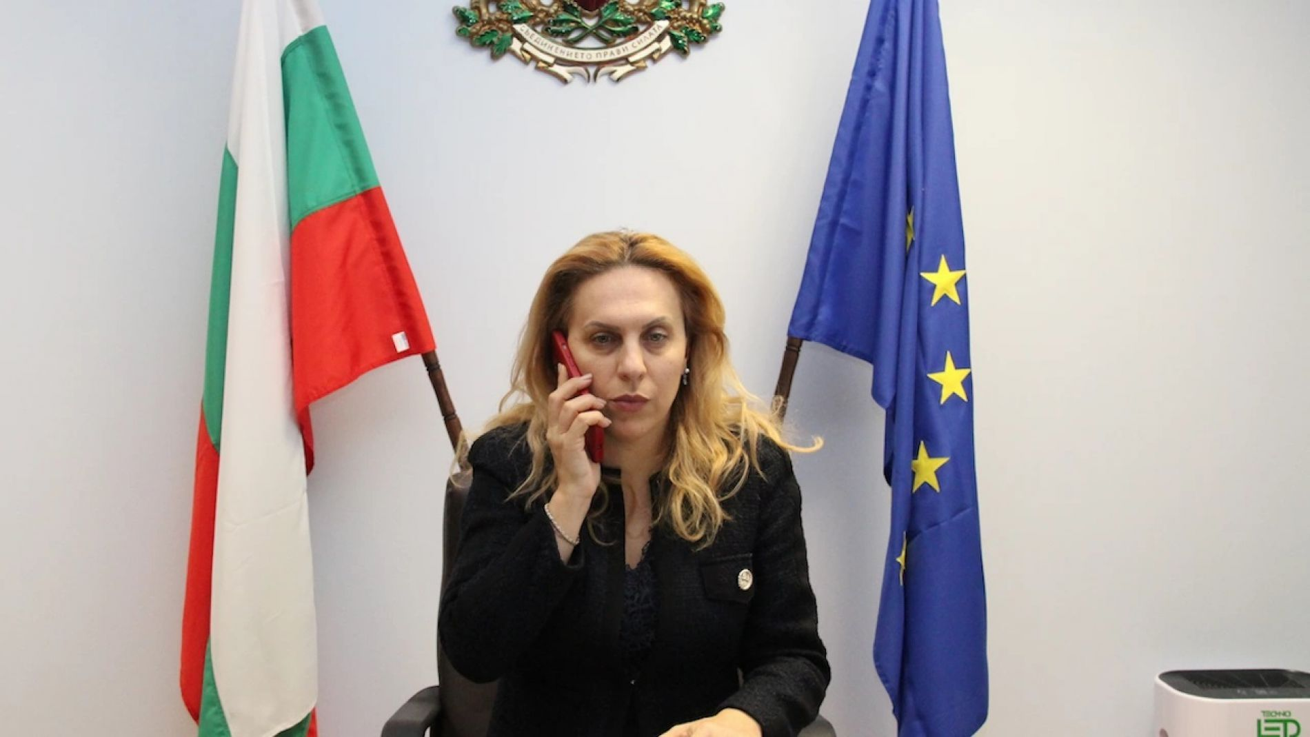 Mariana Nikolova with details about the opportunities for Russian tourists to enter our country