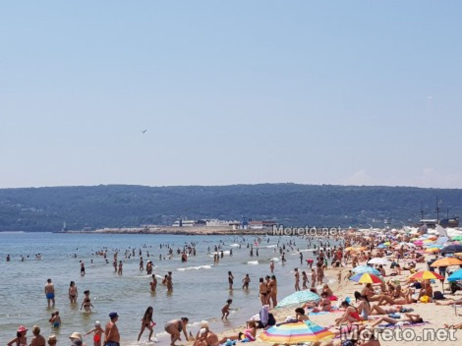 Nessebar is the most preferred destination for Bulgarians, Varna is in second place.