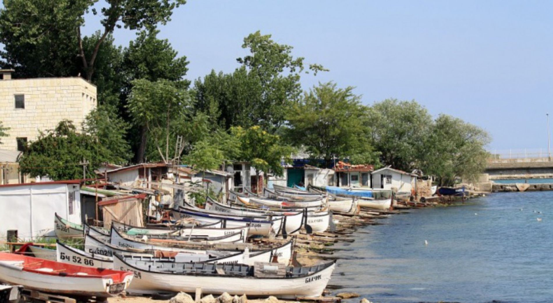 The coastal alley in Balchik will be completely renovated in autumn
