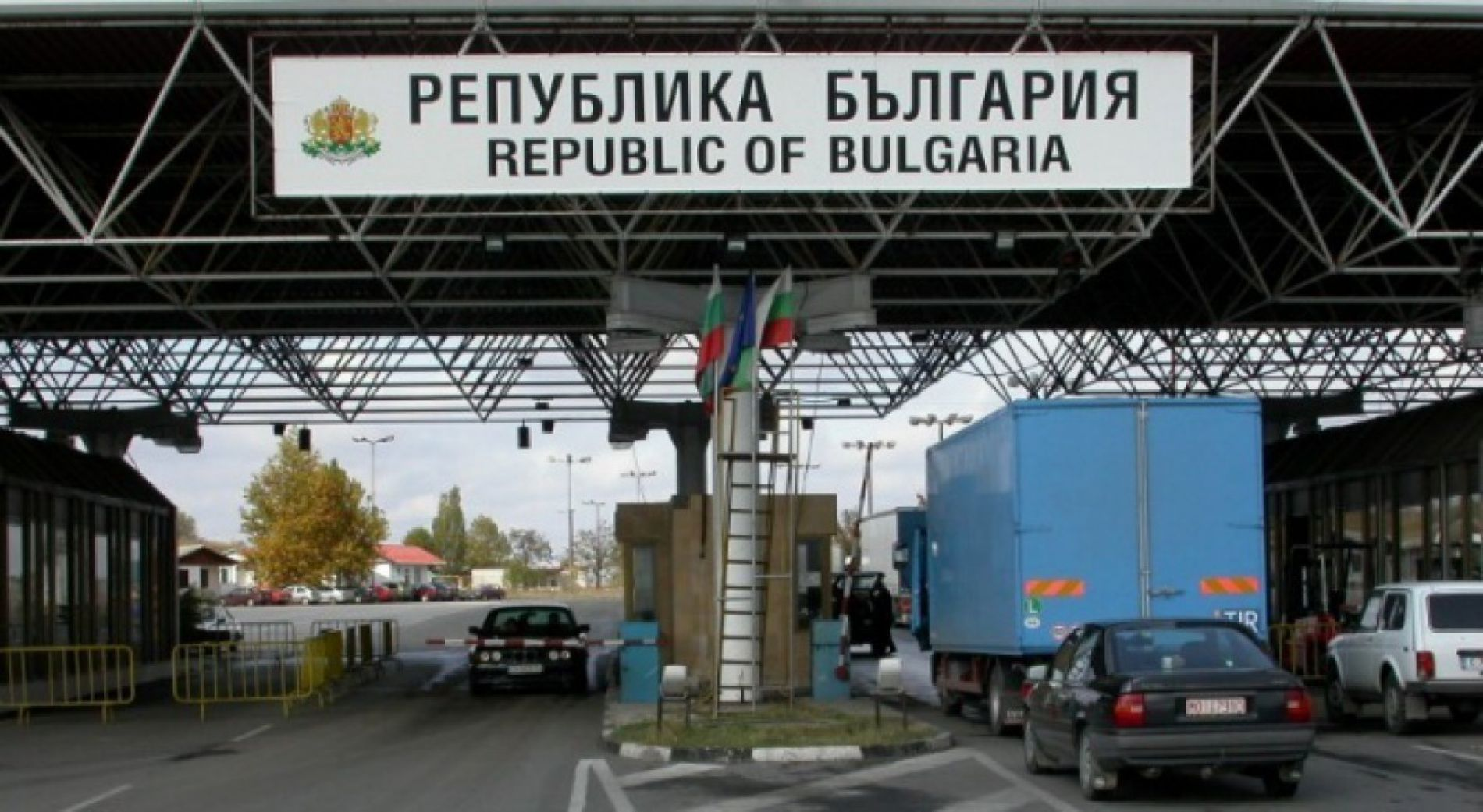 Heavy traffic at almost all border crossings in Bulgaria
