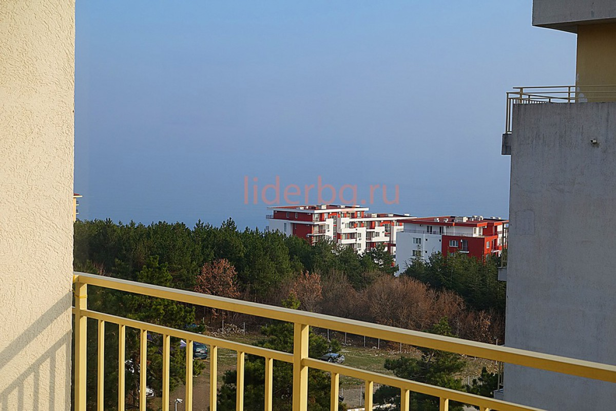 Studio in Saint Vlas with sea view Bulgaria
