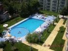 Swimming pool in the Oasis complex in Ravda Bulgaria