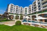 Apartments in Bulgaria near the sea in Saint Vlas in the Romance Paris complex
