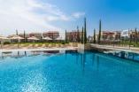 Swimming pool in complex Romance Paris in Saint Vlas Bulgaria