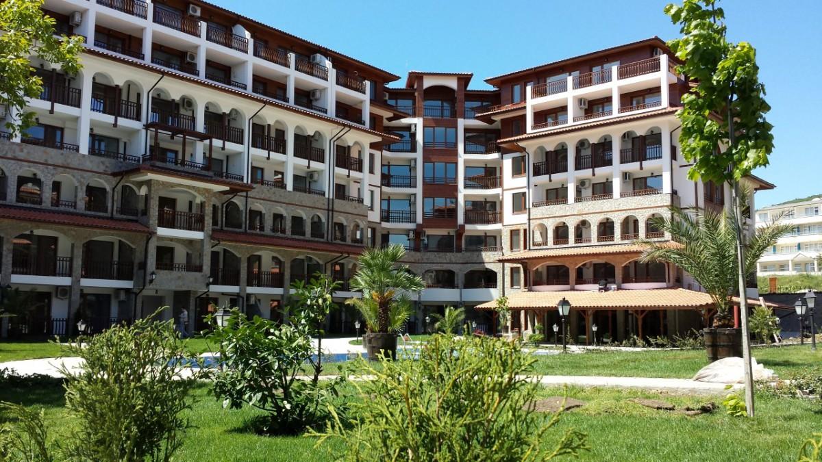 Apartments in Olympus complex in Saint Vlas Bulgaria