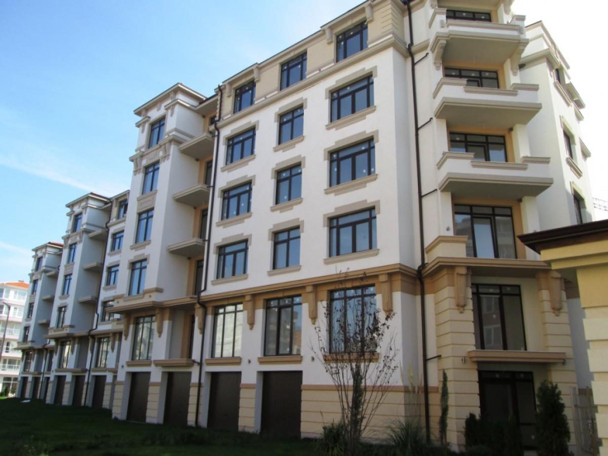 Apartments in Aivazovsky Park complex in Pomorie Bulgaria